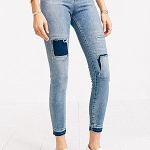 BDG Urban Outfitters Twig Highrise Skinny Jeans